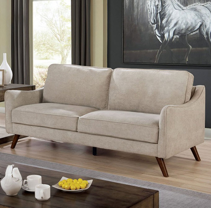 Light Gray Sofa