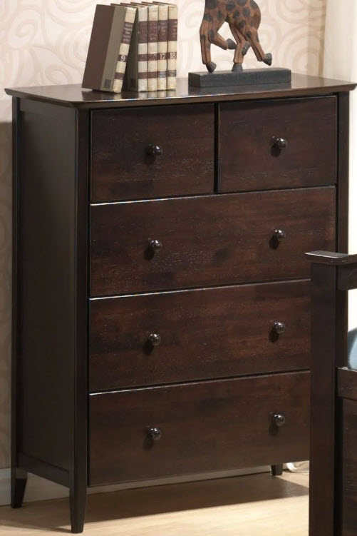 Dark Walnut Chest