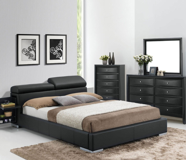 Complete Set W/O Add On Nightstand