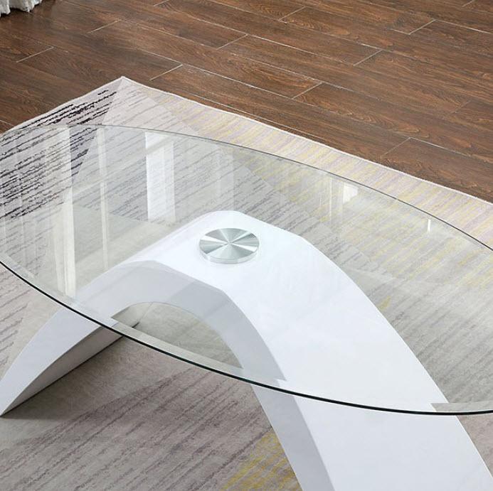 White Coffee Table