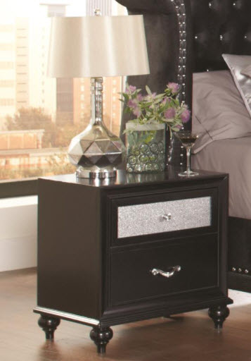 Nightstand Black