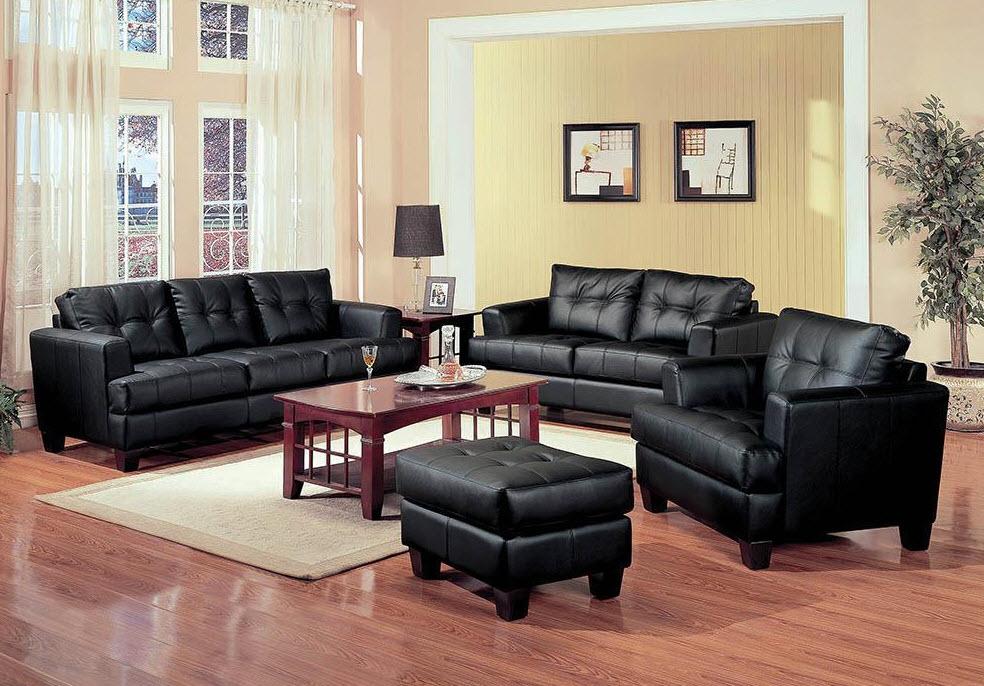 Black Complete Set