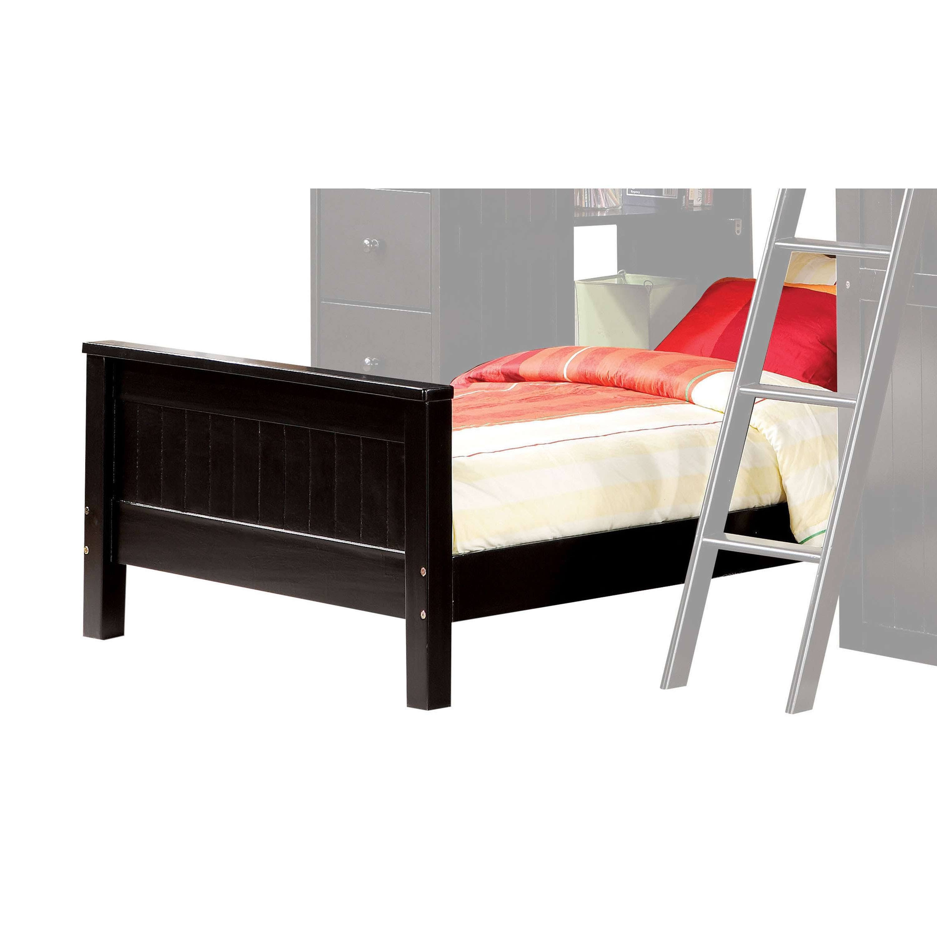 Black Twin Bed