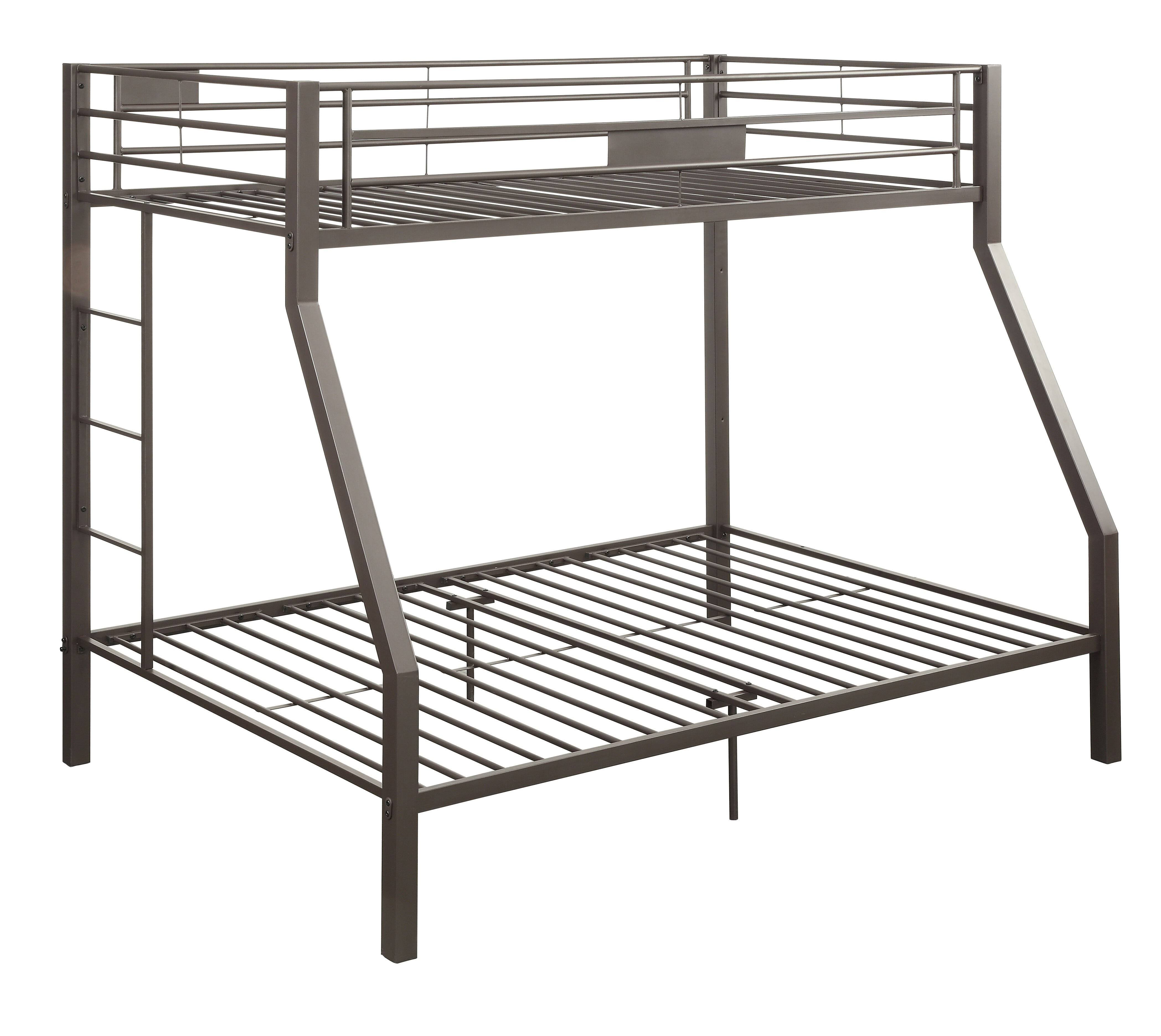 Twin Over Full Bunk Bed Frame