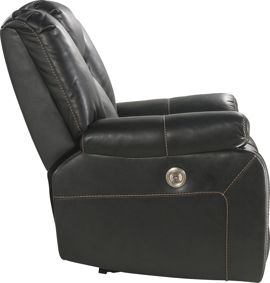 Recliner Side w/ USB Port on Power Reclining Mechanism