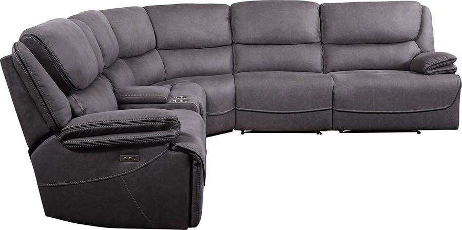 Sectional Sofa Side