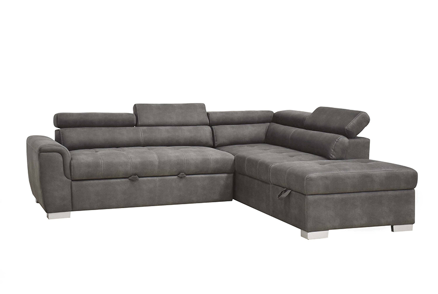 Sectional Sleeper Sofa Angle