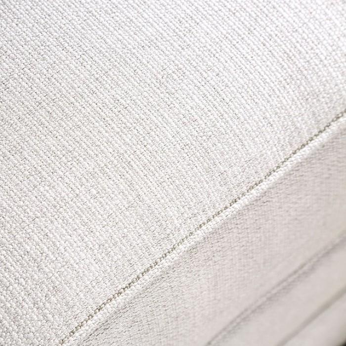 Ivory Seat Upholstery Finish