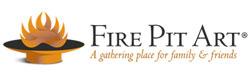 Fire Pit Art Logo